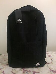 Brand new black Adidas backpack (with tags)