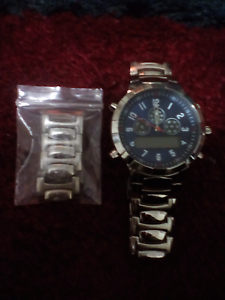 Mens watch Kilburn Port Adelaide Area Preview