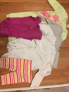 6 & 6-9 MONTH BABY CLOTHES