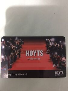 Hoyts gift card for sale Blacktown Blacktown Area Preview