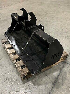 New 48 Grading Bucket For A Kubota Kx040