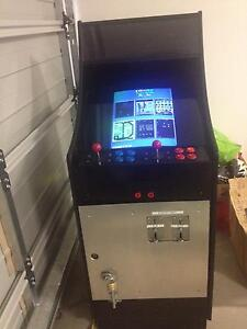 Arcade Machine Standing Black 60 Games Westmeadows Hume Area Preview