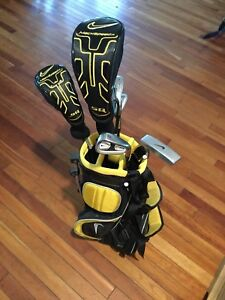 Nike Machspeed JR golf set