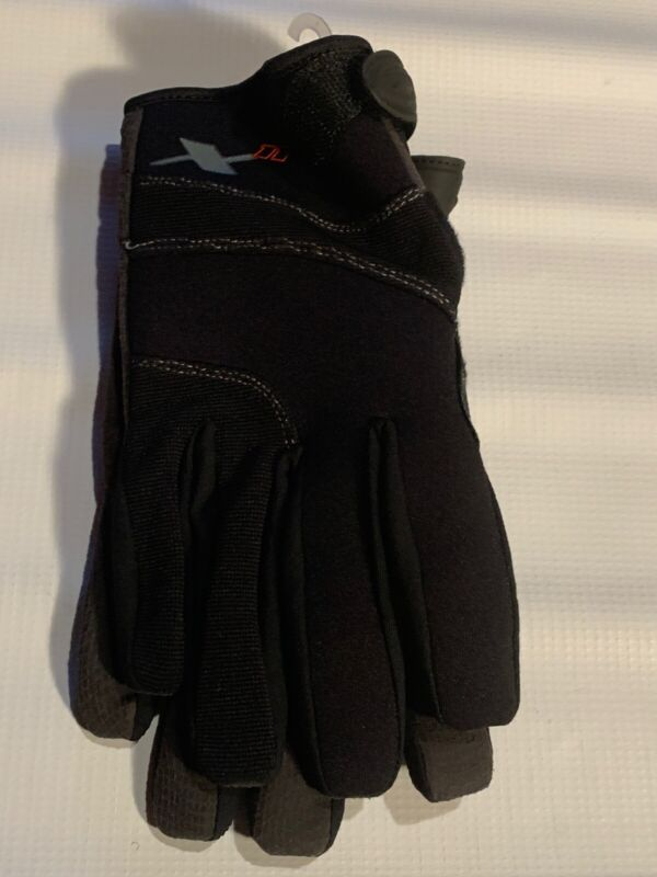 NEW Hatch Street Guard SGX11 with X11 Liner Tactical Police Gloves Black Large