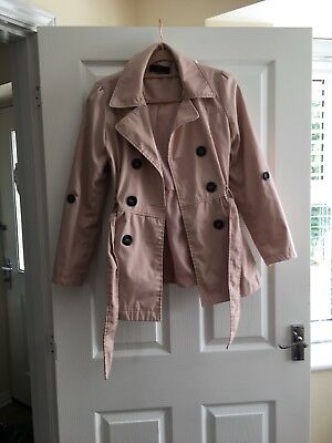 Newl Look Trench Coat Size 12