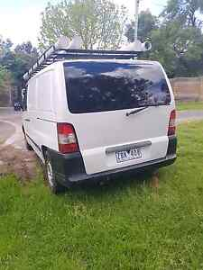 1998 Mercedes vito. Everything is perfect. Dream car for tradies Box Hill North Whitehorse Area Preview