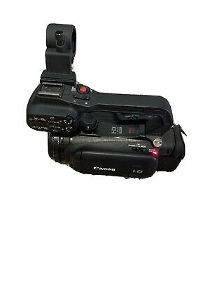 Canon XA20 Professional HD Camcorder with Extra Batteries.