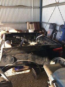 Mq triton tub, sports bar and rear bar Benalla Benalla Area Preview
