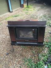 Wood heater Craigieburn Hume Area Preview