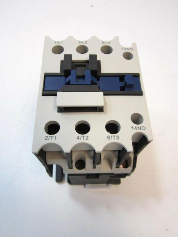 IEC Non-Reversing Contactor 32 / 50 Amp 240 VAC 3 Pole NEW