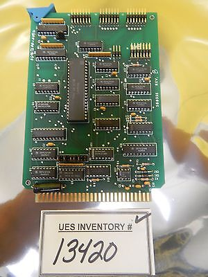 Micro Sys Sb8355 Pcb Card 2100 0090 Tmr Ag Associates Heatpulse 4100S Used