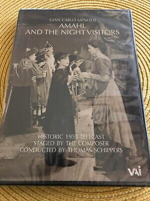 Gian Carlo Menotti: Amahl and the Night Visitors DVD