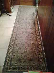 Lovely turkish made hallway rug Normanhurst Hornsby Area Preview