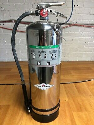 2015 2.5g Amerex K-class Wet Chemical Fire Extinguisher Hydrotested Serviced