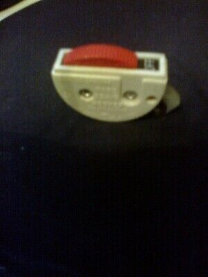 Vintage Hoover Vacuum Cleaner Slide Switch fits DUSTETTE and Pos. Hooverette