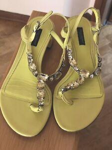 87de1a77d Dolce Gabbana Sandals