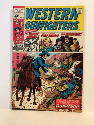Western Gunfighters 1 (1970) FN/VF