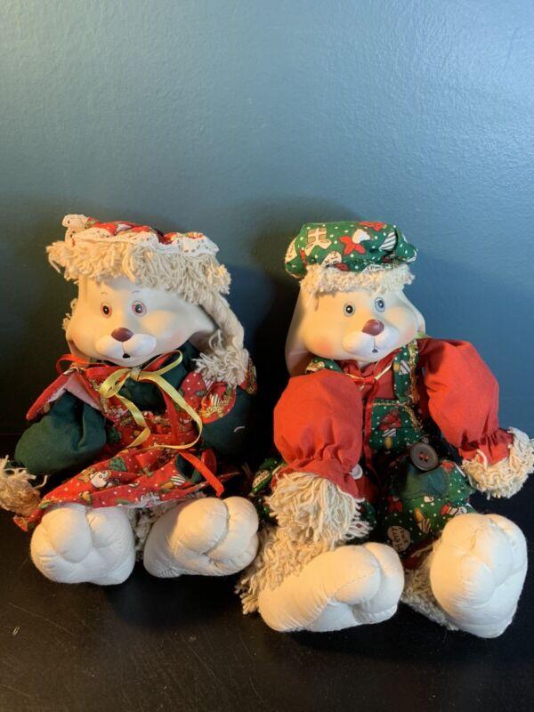House of Lloyd Christmas Around the World Hip Hop Christmas Bunnies 542064