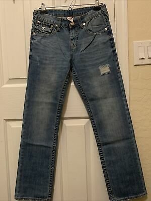 true religion jeans boy size 18
