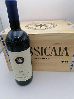Sassicaia 2015  Tenuta S. Guido Bolgheri