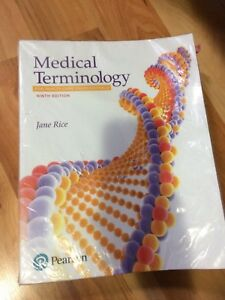 Medical Terminology Book (NSCC)