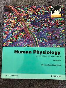 Nursing textbook - Human Physiology 6th ed