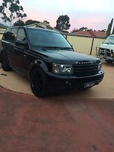 Range Rover sport 2006 or will swap for 4door 4x4 2012 and up Keilor Downs Brimbank Area Preview