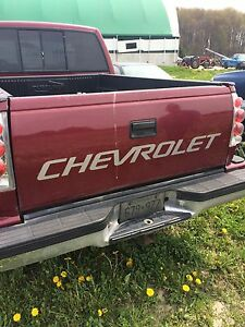 88-98 chevy stepside  box