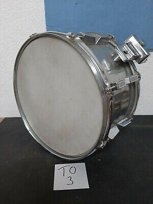 Schöne Trommel-Blechtrommel Durchmesser ca 37 cm Höhe ca 23 cm  (TO3)