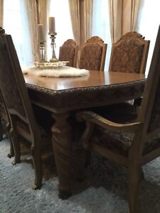 Ashley dining room set for sale