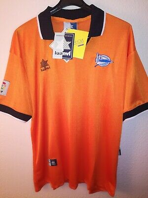 ALAVES 1999-2000 BNWT shirt camiseta maillot trikot maglia luanvi