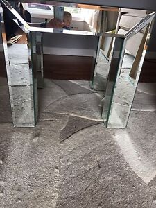 Glass End Tables for sale - very sturdy