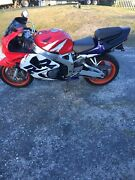 1999 HONDA CBR 900RRW FIRE BLADE $4,000.ono Burnie Burnie Area Preview