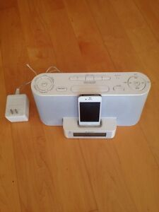 iHome for ipod includes iphone4s