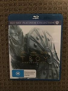 Troy Blu Ray The Junction Newcastle Area Preview