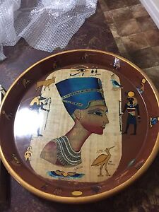 Collectable Egyptian dish/platter Beaudesert Ipswich South Preview