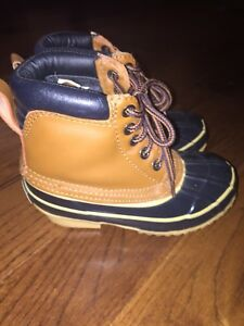 Children's Winter Boots Size 10