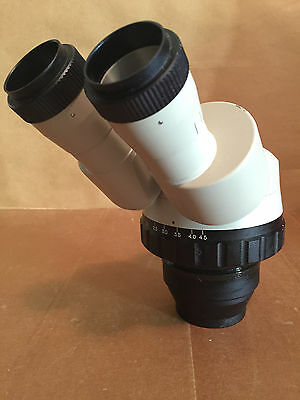 Binocular Stereo Zoom Microscope Head 0.67x-4.5x 70027