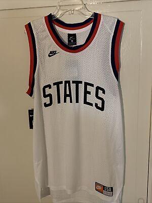 Nike United States Basketball Jersey. Size M