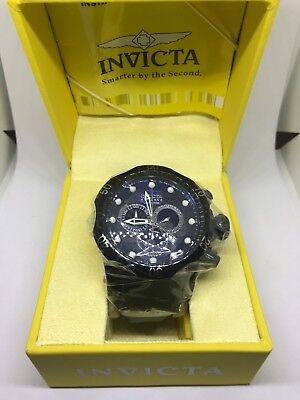 NEW Invicta 52mm Subaqua Venom Black dive case Model # 20222 watch