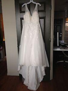 Size 14 Ivory Wedding Dress