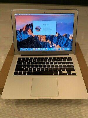 "MacBook Air mid-2011 13.3"" Laptop - 1.8 GHz Intel Core i7, 4GB RAM, 256GB HDD"
