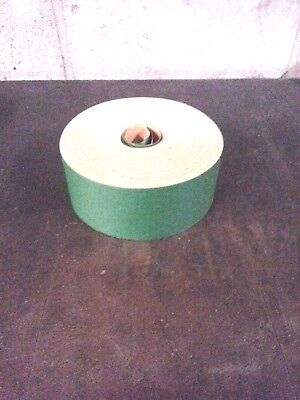 Gummed Tape Non Reinforced Solid Colors Green 10 Rolls X 600 Ft Ea