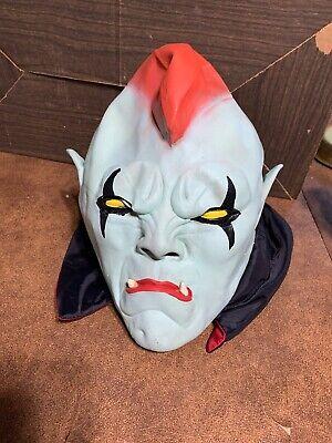 Halloween Monster Face Mask (Halloween face mask Rubber Scary Goblin??)