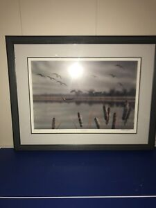 Ducks unlimited painting
