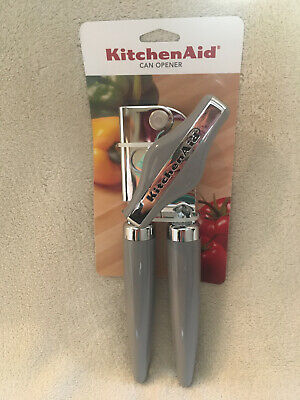 Kitchen Aid Can Opener Gray / Grey Kitchen Utensil - New With Tags