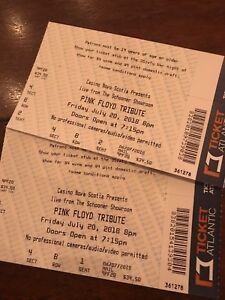 Pink Floyd Tribute Concert Tickets