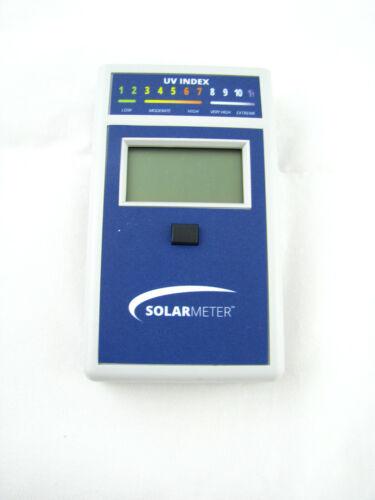 Solarmeter Model 6.5 UV Index Meter - Measures 280-400nm with Range from 0-199.9