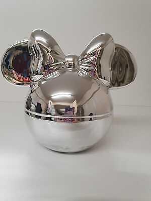 Disney Minnie Mouse Dinero Nuevo en Caja Hucha Primark Edición Limitada