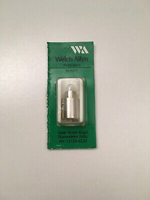 Welch Allyn Bulb Lamp 02600 Brand New Sealed In Original Authentic Oem Package.